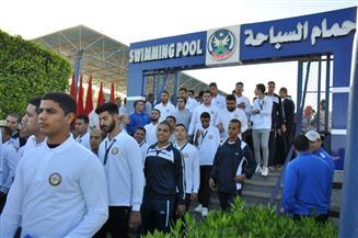 طلاب القناة يشاركون في ملتقى شباب الجامعات بأكاديمية الشرطة