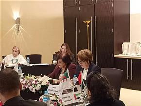أوضاع النساء العرب على طاولة اجتماع منظمة المرأة العربية | صور