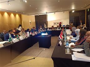 فاديه كيوان: منظمة المرأة العربية معنية لمناهضة العنف ضد النساء بكل أشكاله