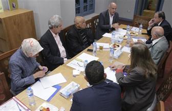 """مجلس أمناء """"متحف نجيب محفوظ"""" يعقد أولى جلساته بـ""""تكية أبو الدهب""""   صور"""