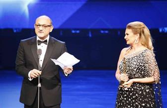23 نقطة تلخص افتتاح مهرجان القاهرة السينمائي | صور