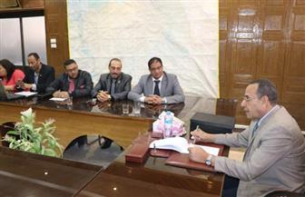 محافظ شمال سيناء: التجمعات التنموية تهدف إلى تحقيق التنمية الشاملة | صور
