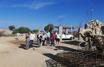 رئيسة مدينة سفاجا تؤكد معاينة المباني المخالفة قبل التصالح عليها | صور