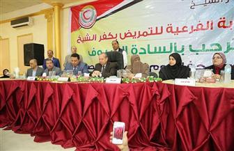 تكريم 250 ممرضة مثالية بكفر الشيخ | صور