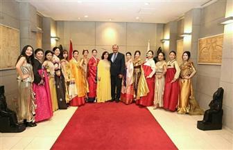 """سفارة مصر في سول تناقش """"التقاء الثقافات بين مصر وكوريا""""   صور"""