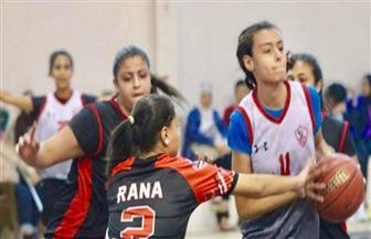 بنات الزمالك يهزمن الترام في دوري مرتبط السلة