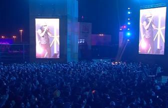 ماذا قال محمد رمضان لجمهوره بحفل الرياض | فيديو