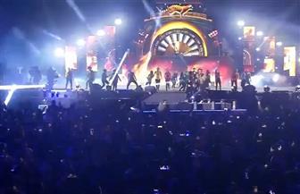 كواليس أكبر مهرجان موسيقي عربي أونلاين جمع 12 فنانا وفرقة غنائية في 8 حفلات