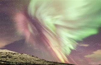 الجمعية الفلكية بجدة: رياح شمسية تغزو كوكب الأرض.. وشفق وردي تشهده السماء