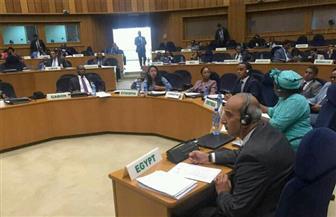 انعقاد الدورة العادية للجنة الفنية المتخصصة للاتحاد الإفريقي للعدل والشئون القانونية| صور