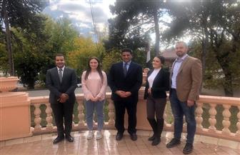 سفارة مصر في بلجراد تنظم لقاءات لمنتدى شباب العالم وتلتقي المشاركين الصرب في نسخته الثالثة