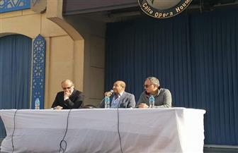 شريف عرفة في ندوة تكريمه: صناعة السينما هي قوة مصر الناعمة | فيديو