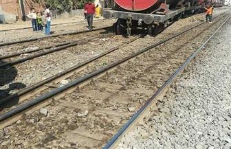 """العثور على شاب مصاب ملقى بجوار شريط السكة الحديد في """"الدمارية"""" بإدفو"""