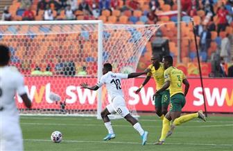 أمم إفريقيا تحت 23 عاما.. جنوب إفريقيا يتقدم بهدف على غانا في لقاء الفرصة الأخيرة