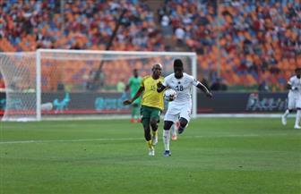 """غانا تتعادل في الوقت الأصلي مع جنوب إفريقيا 2/2.. وركلات الترجيح تحسم المتأهل إلى """"طوكيو 2020"""""""