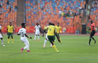 جنوب إفريقيا تهزم غانا بركلات الترجيح 6 / 5 .. وتتأهل إلى أولمبياد طوكيو 2020