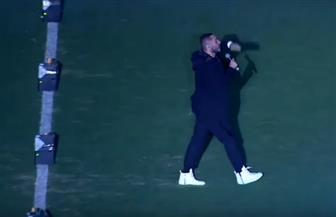 انطلاق حفل ختام بطولة كأس الأمم الإفريقية تحت 23 عاما.. وتامر حسني يحيي الفقرة الرئيسية