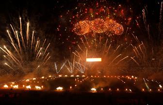 حفل ختام بطولة أمم إفريقيا تحت 23 عاما يضيء سماء القاهرة | صور