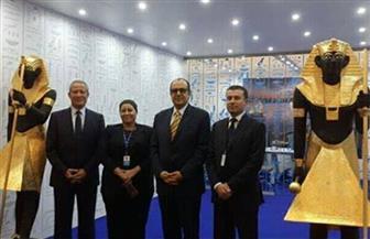 سفير مصر في بولندا يفتتح الجناح المصري المشارك في فعاليات معرض «TT Warsaw»