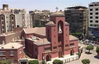 رفات القديسة تريزا يصل كنيسة سانت فاتيما بمصر الجديدة