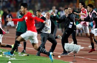 سعد سمير يهنئ المنتخب الأوليمبي على طريقته الخاصة