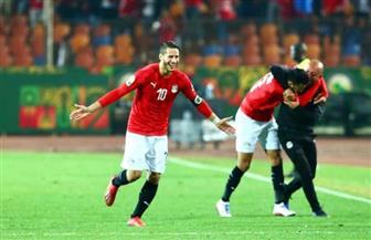 رمضان صبحي يفوز بجائزة أفضل لاعب في بطولة أمم إفريقيا تحت 23 عاما
