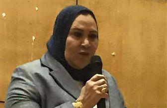 عبلة الهواري: فتح 96 فصلا لمحو أمية فتيات سوهاج
