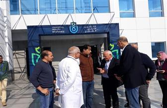 الغضبان يشيد بمستشفى النصر التخصصي للأطفال في بورسعيد بعد نجاح 191 عملية قلب مفتوح| صور