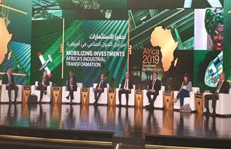 عمرو نصار: العاصمة الإدارية الجديدة تشهد اللبنة الأولى لحلم التكامل الصناعى الإفريقى