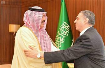 قنصل مصر بالرياض يزور منطقة حائل ويلتقى رموز الجالية | صور