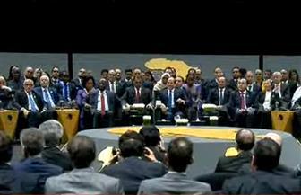 الرئيس السيسي: هناك فرصة لتكرار تجربة مصر الناجحة فى الطاقة بمجالات أخرى