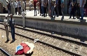 سقوط مجند أسفل قطار في محطة السكة الحديد بكفرالزيات