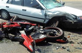 إصابة 3 عمال بجروح خطرة في حادث تصادم بالشرقية