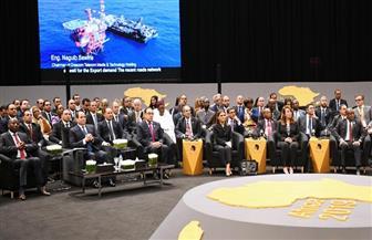 الرئيس السيسي: نحتاج لإنفاق أموال ضخمة على البنية التحتية للوصول إلى التطور المنشود