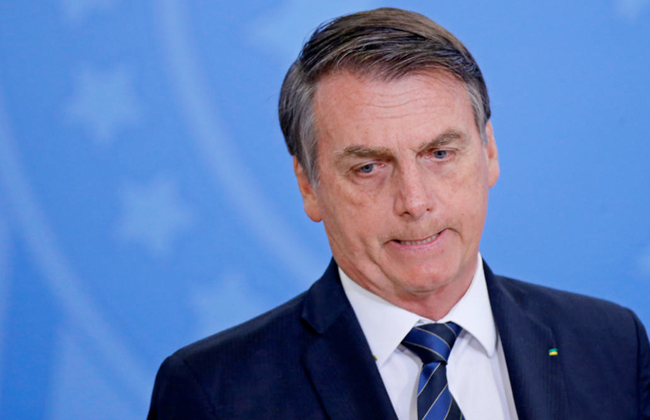 الرئيس البرازيلي يجدد رفضه أخذ لقاح كورونا
