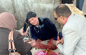 «أمن القاهرة» يستجيب لاستغاثة سيدة بنقلها للمستشفى لتلقي العلاج