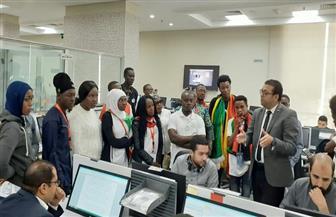 مرصد الأزهر يستقبل وفدا من 25 دولة إفريقية