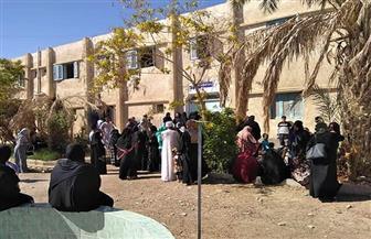 توقيع الكشف الطبي على 523 مواطنا خلال قافلة طبية مجانية بمستشفى القصير | صور