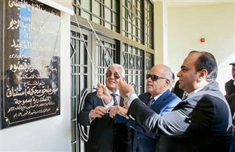 افتتاح المبنى الجديد لمحكمة الاستئناف في الإسكندرية | صور