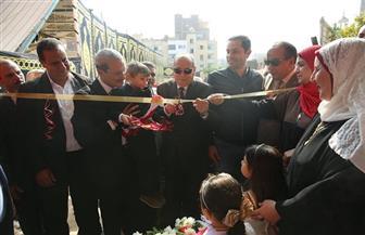 محافظ كفر الشيخ يفتتح أعمال توسعة مدرسة قلين الرسمية للغات   صور