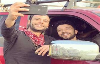 """""""رمانى من مركب وحدفنى من طيارة"""".. محمد إمام يتحدث عن مخرج فيلمه """"لص بغداد"""""""