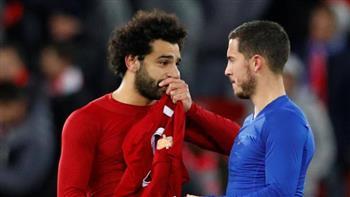 لاعب ريال مدريد يرشح محمد صلاح ولاعبي ليفربول للفوز بالكرة الذهبية