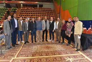 أعضاء ومجلس الأهلي يشيدون بنجاح تنظيم الجمعية العمومية