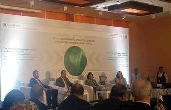انطلاق فعاليات الدورة 34 لمؤتمر لجنة الخبراء الحكومية الدولية لشمال إفريقيا بأسوان| صور
