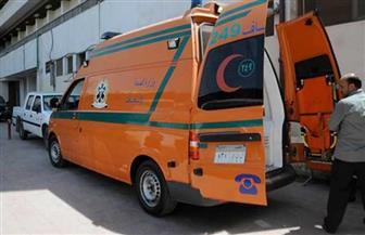 وحدات الإنقاذ بالقاهرة تنقل سيدة للمستشفى بعد تدهور حالتها الصحية