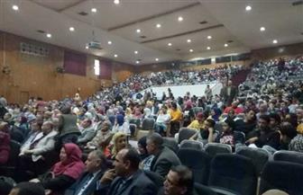 جامعة الزقازيق تنظم ندوة حول مكافحة الفساد بحضور رئيس مكتب الرقابة الإدارية بالشرقية | صور