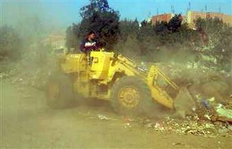 إزالة 87 حالة تعد على أملاك الدولة والأراضي الزراعية في سوهاج