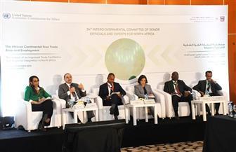 نائب وزيرة التخطيط: 30% معدل البطالة في شمال إفريقيا بسبب التعليم الخاطئ | صور