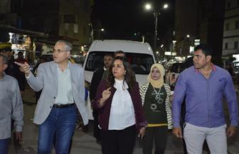 محافظ دمياط تأمر بحملات النظافة والنهوض بالمستوى الحضاري لمدينة عزبة البرج|صور