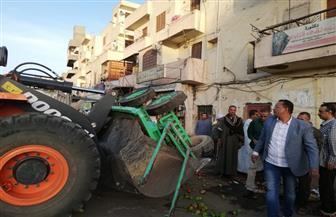 مرافق القاهرة: تنفيذ 1388 إزالة إدارية و227 محضر إشغال